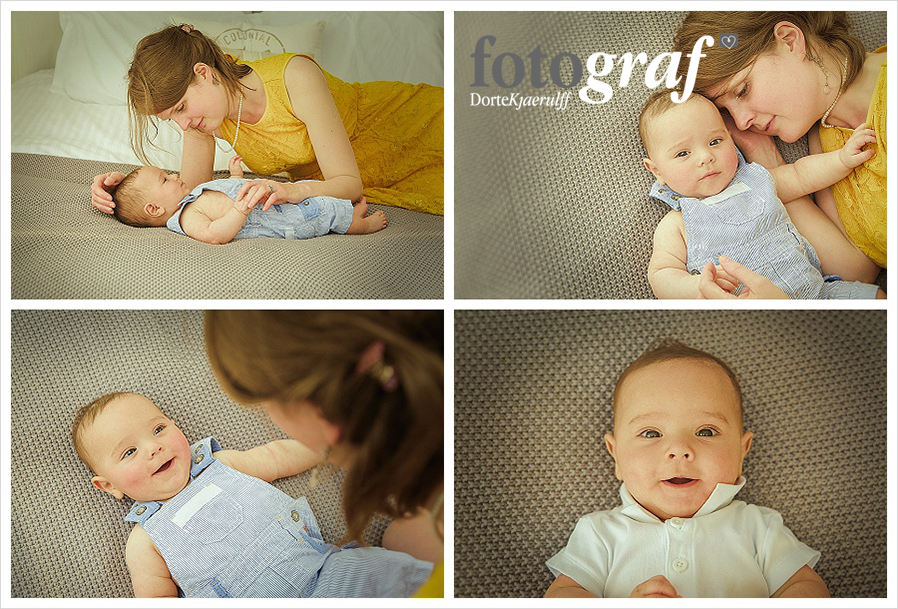 Older babies photography