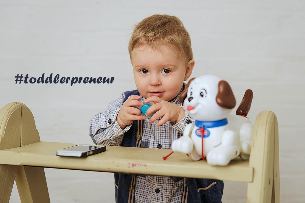 Toddlerpreneur