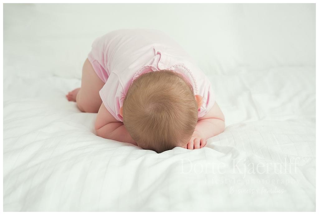 Baby led photographer