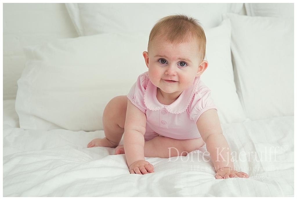 Baby led photography