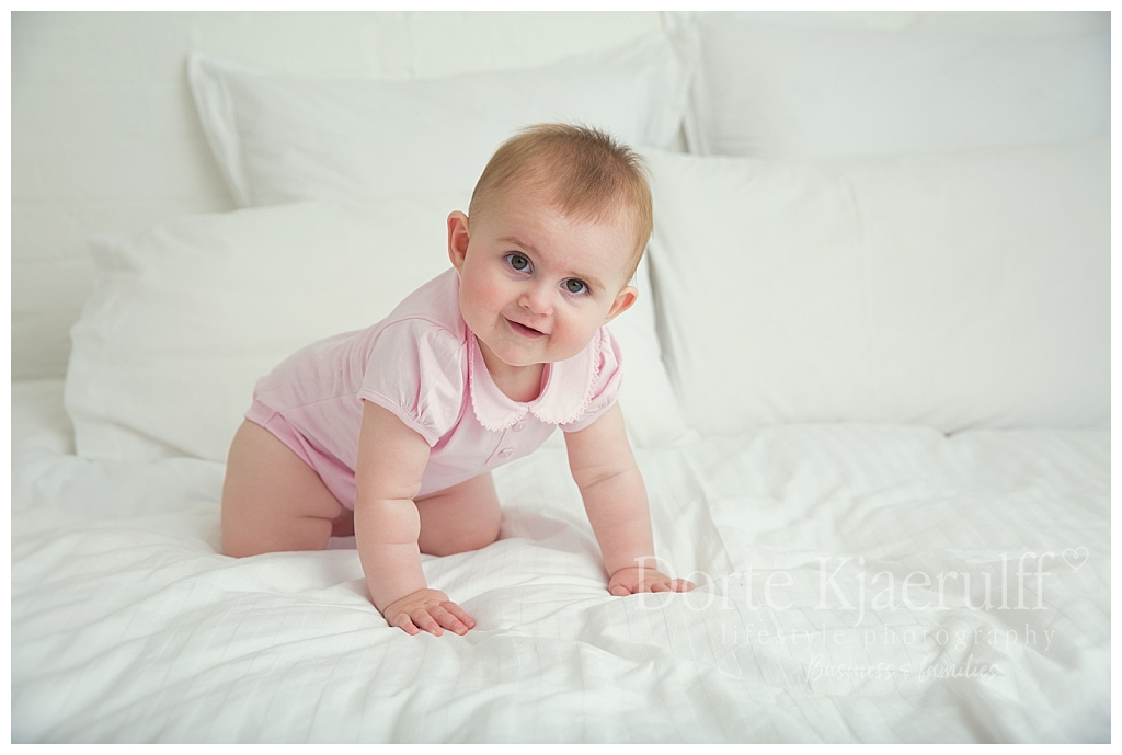 Specialist baby photographer