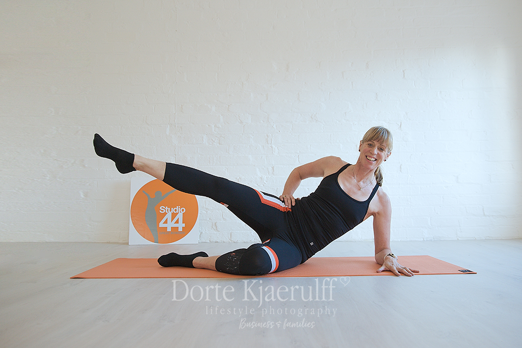 Studio44 online Pilates