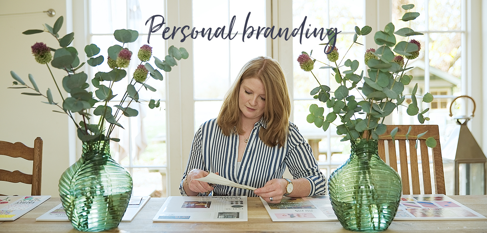 Personal branding photography – featured shoot