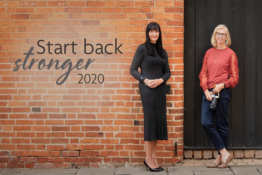 Start Back Stronger Event