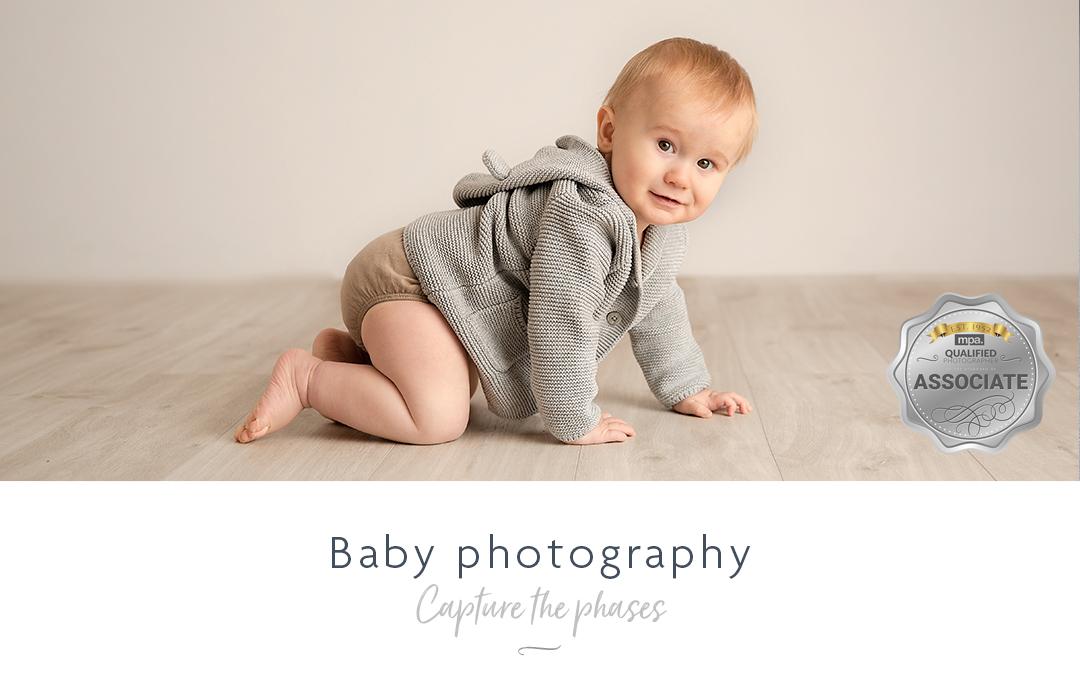 Baby photographer Market Harborough