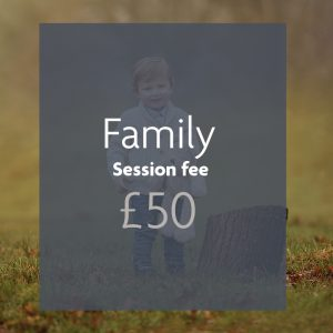 Family photography booking