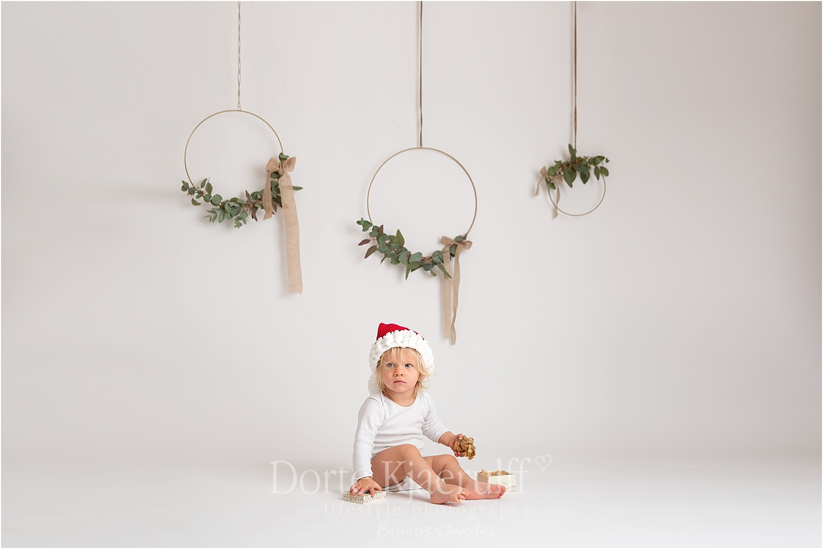Christmas mini photography sessions Market Harborough