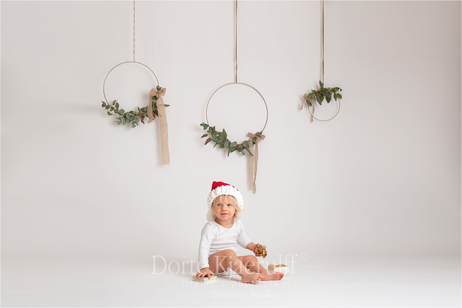 Christmas mini photography Market Harborough