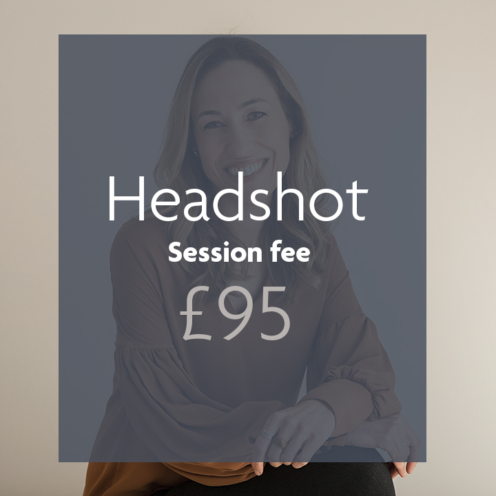 Booking your headshot session